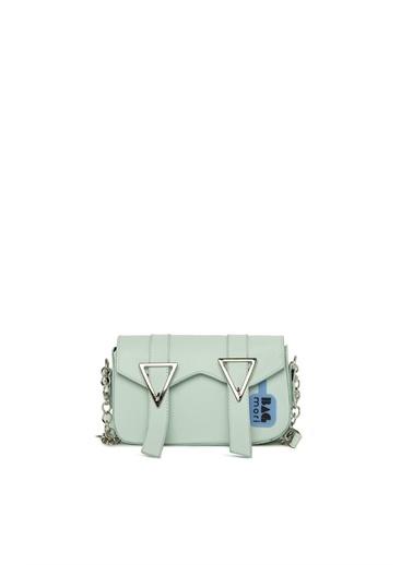 Bagmori Messenger / Askılı Çanta Yeşil